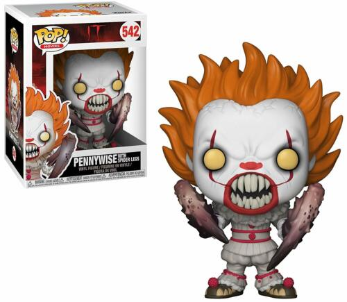 Funko Pop Movies: IT-Pennywise  Collectible Figure, Multicol