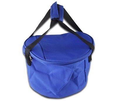 Kühltasche - Isoliertasche - Isotasche - Schultergurt - 2-Wege Reißverschluss