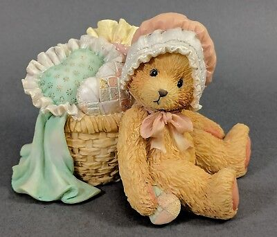 Cherished Teddies ~ Jasmine - You Have Touched My Heart (950475) **MINT**