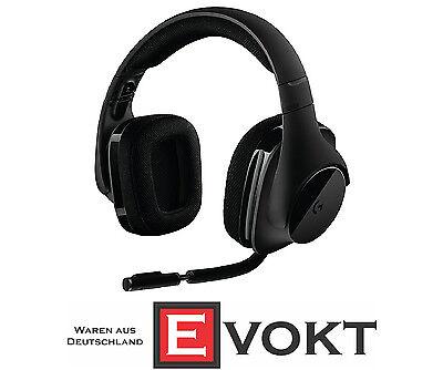 Logitech G533 Wireless Gaming Headset DTS 7.1 Surround USB Black Genuine New