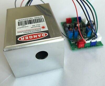 Rgb 500mw White Laser Module520nm638nm450nmttl Modulation