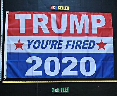 Joe Biden Flag FREE SHIPPING Harris Equality LGBT Trump Is Fired USA Sign 3x5'