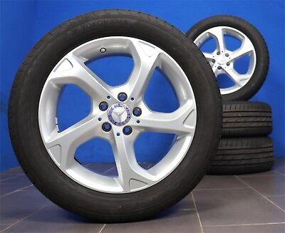 18 Zoll Orignal Mercedes GLA W156 X156 A1564012500  Sommerreifen Sommerräder