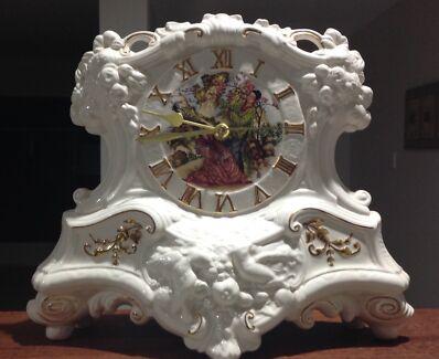 Beautiful Ceramic Clock