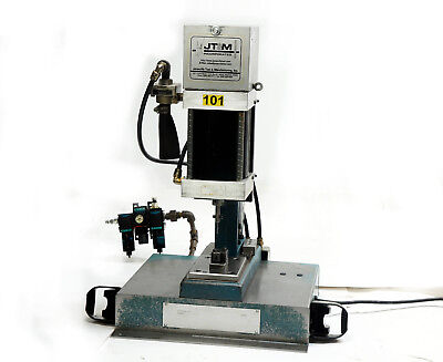 Janesville A-3151 12t Precision Pneumatic Press 1510lbs100psi W Air Regulator