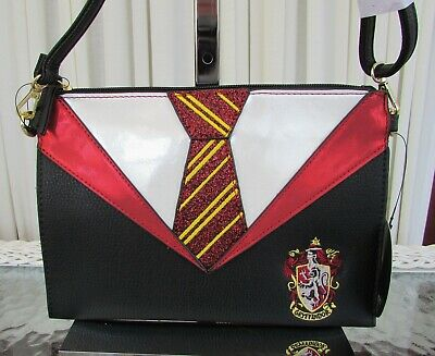 Harry Potter Danielle Nicole Gryffindor Uniform Outfit Crossbody - Gryffindor Outfit