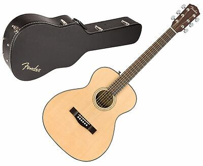 Fender CT-140SE Solid Spruce Top Acoustic/Electric Travel Guitar with Case  DEMO