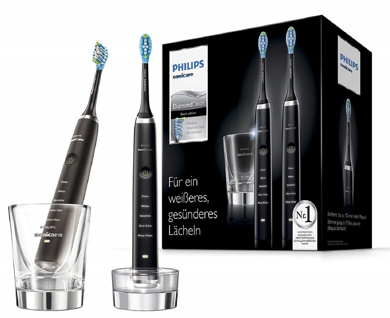 Philips Sonicare HX9357/87 DiamondClean Elektrische Zahnbürste schwarz *NEU&OVP*