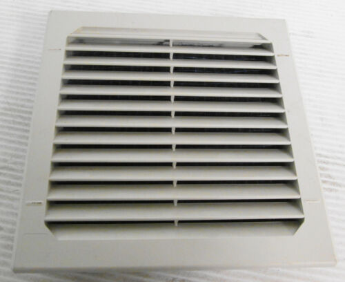 Mclean SG-0900-504 Exhaust Grate with Filter
