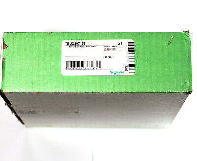 Schneider Electric Scadapack 5404 High Level Digital Input Module Tbux297157