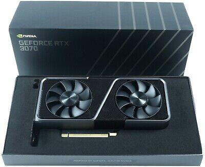NVIDIA GeForce RTX 3070 FE Founders Edition OVP ✅ NEU ✅ Blitzversand ⚡️