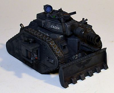 40k Imperial Guard Astra Militarum Leman Russ Battle Tank #4 SP
