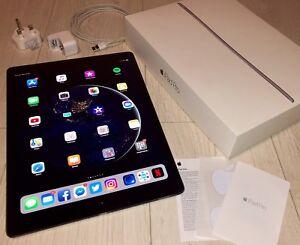 Apple iPad Pro 1st Gen. 128GB, Wi-Fi, 12.9in, Space Grey + all accessories