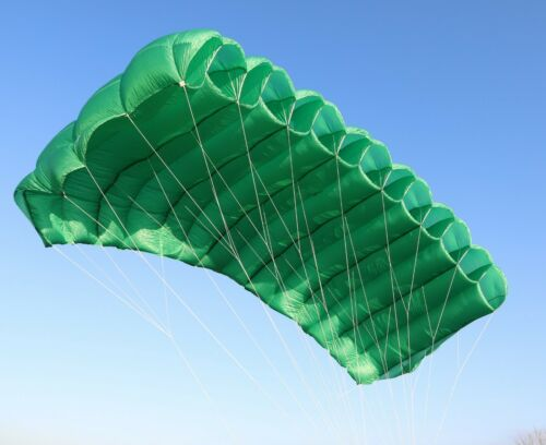 Raven III (249 sq ft) 7 cell F111 skydiving parachute - Bridge Day / AVA Sport