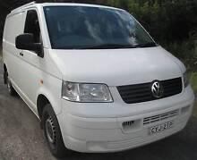 2007 Volkswagen Transporter T5 Van/Minivan 1.9diesel Callala Bay Shoalhaven Area Preview
