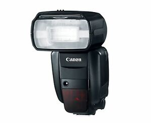 Canon Speedlite 600EX-RT - Never Used & Mint