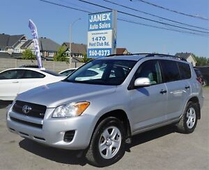 2012 Toyota RAV4 ONE OWNER   CRUISE CONTROL   A/C   POWER WIN...