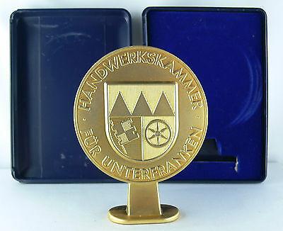 Medaille Handwerkskammer Unterfranken 40 Jahre