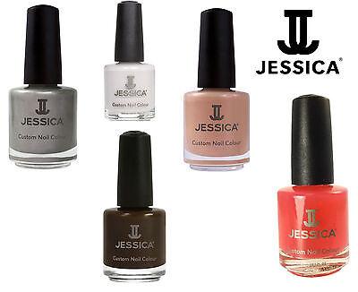Jessica Custom Nail Colour Polish 14.8 ML Nail Varnish Bottles. BUY 3 GET 2 FREE
