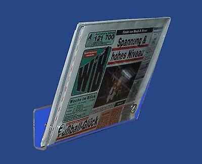 sudu® Zeitungsständer Zeitungshalter für die Wand