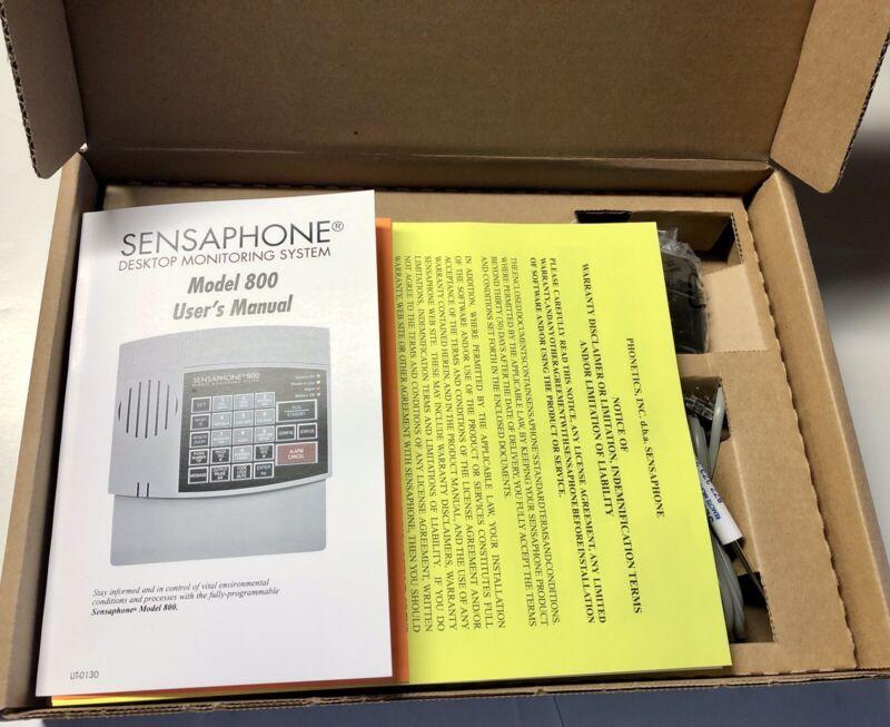 Sensaphone 800 Alarm Dialer