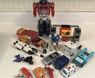G1 Takara Hasbro Transformers Mixed Lot