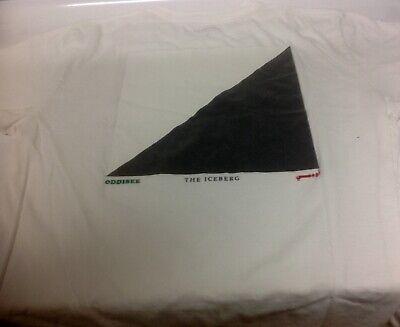 Oddisee The Iceberg Carhartt T-Shirt Sz Large Aesop Rock Substantial Atmosphere