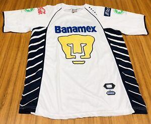 UNAM Mexico soccer Banamex football jersey Boletazo Large