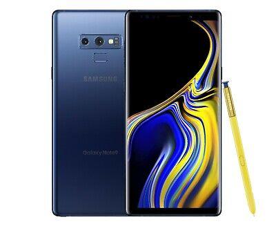 New Samsung Galaxy Note 9 SM-N960U - 128GB - Ocean Blue (Verizon)