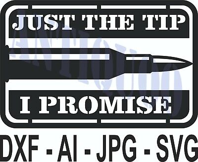 Dxf File Cnc Vector Dxf Plasma Router Laser Cut Dxf- Just The Tip I Promise