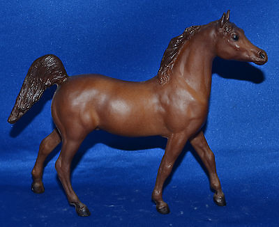 Breyer~1984-88~Paddock Pals~Chestnut Arabian Stallion~Arab~RARE!