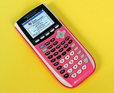 Texas Instruments Ti-84 Plus C Silver Edition Graphing Calculator -