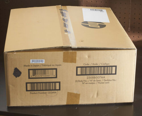 HP CE249A Genuine Transfer Kit for LaserJet CP4525 Brand New Opened Box
