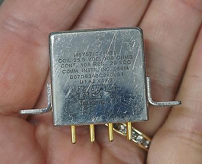 Military Mep 004a 005a 006a 007a Generator 28v Dc Relay M5757-23 69-546 307-1206