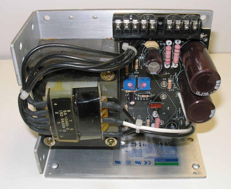 Sola Power Supply SLS-24-024T ++ Nice ++