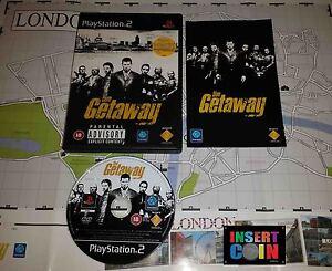 JUEGO-THE-GETAWAY-PAL-UK-PLAYSTATION-2-PS2-PS3