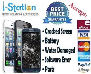 iPhone Samsung iPad Pixel Sony HTC OPPO Screen Repair Service