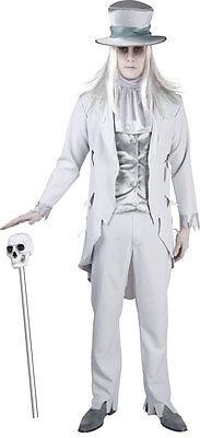 Geister Bräutigam Halloween Kostüm NEU - Herren Karneval Fasching Verkleidung -