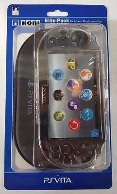 HORI Elite Pack Protective Starter Kit for PlayStation Vita 2000 FREE SHIPPING