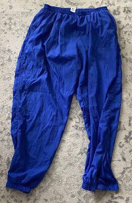 Vintage Nike Nylon Windbreaker Track Athletic Pants Ankle Zip 3XL