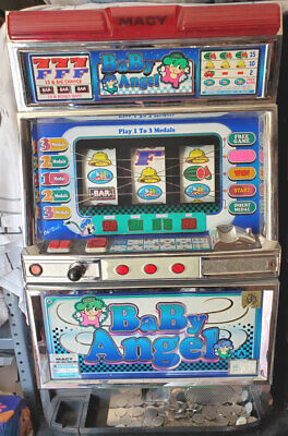 Baby Angel - Pachislo Skill Stop Slot Machine - Priced to Sell - WoW - L@@K!!
