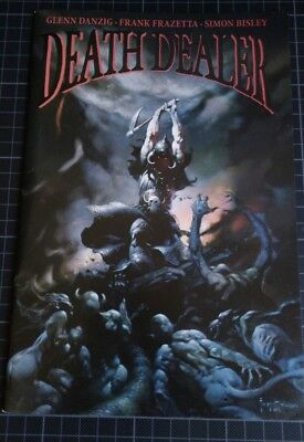 Deathdealer Comic #1 Deutsch November 1998