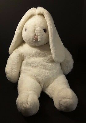 "Large Plush Floppy Ear Bunny Rabbit Stuffed Animal Doll 21"" [B]"