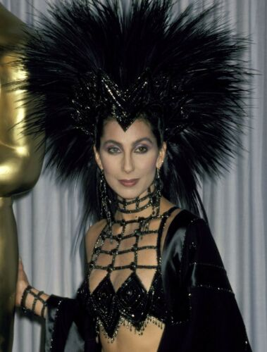 CHER 8X10 GLOSSY PHOTO PICTURE IMAGE #5
