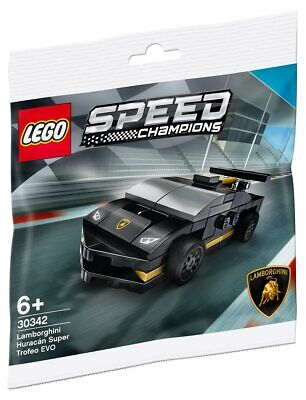 LEGO 30342: Lamborghini Huracan Super Trofeo EVO