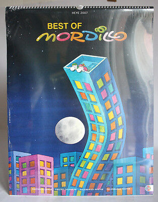 VERY RARE BEST OF MORDILLO 2007 CALENDAR MADE IN GERMANY BRAND NEW SEALED (Best Brands In Germany)