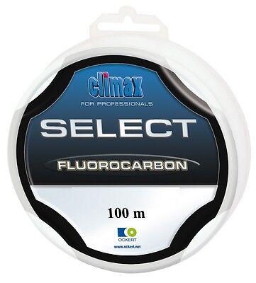 100% fluorocarbon 100mt montature terminali finali invisibili pesca surfcasting