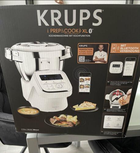 Krups i Prep&Cook XL HP60A115  Multifunktion-Küchenmaschine 1550W NEU 1099,-€