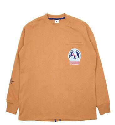 PUMA x HAN KJOBENHAVN - Rare PALACE Sweatshirt/Jumper Crew - M - Norse/Oi Polloi