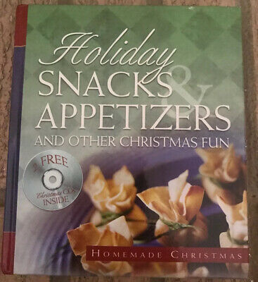 Great Book Of Holiday Snacks, Appetizers and Other Christmas Fun by Gail Sattler ()
